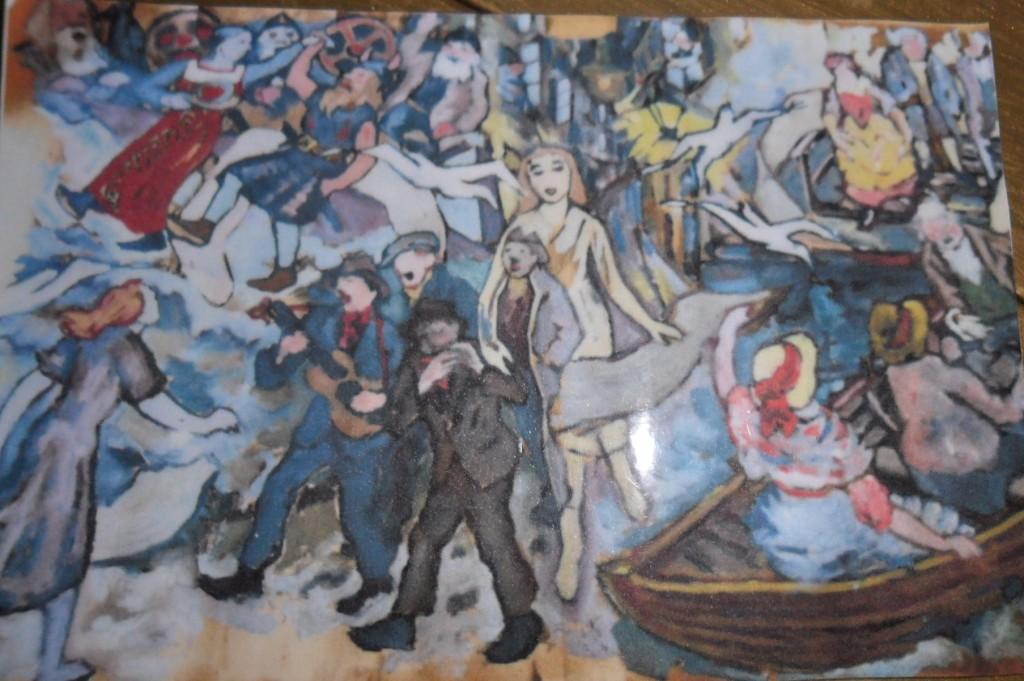 Figurer från Visans värld och bibliska figurer 2